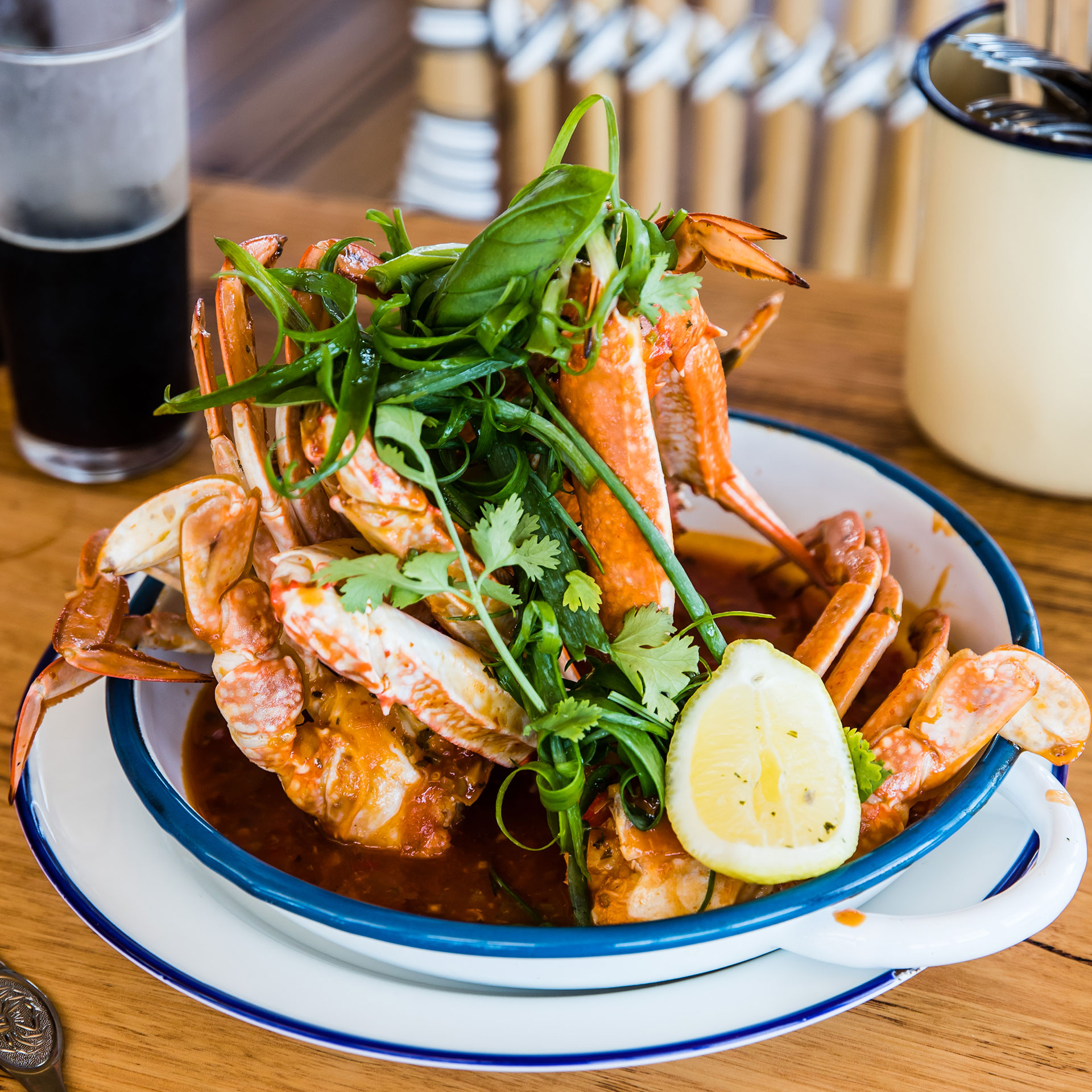 Waterfront Seafood Dining Central Coast - Woy Woy Fishermen's Wharf